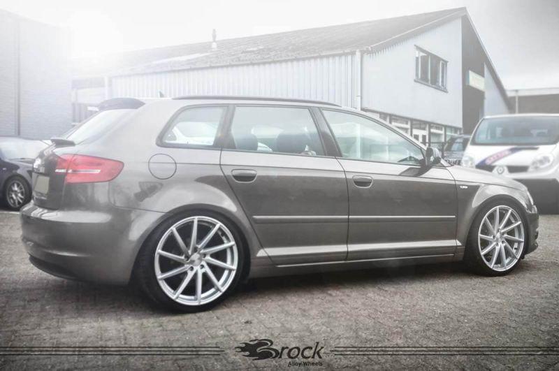 Audi A3 S Line Brock B37 KSVP