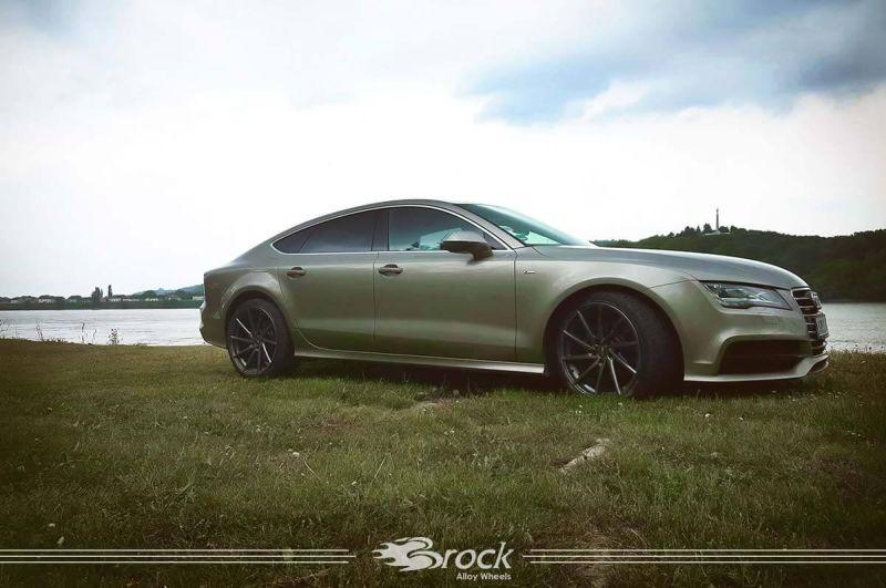 Audi A7 Brock B37C DS